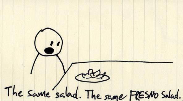 fresno is where i found out that i do not like fresno.